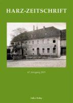 Harz-Zeitschrift (ebook)