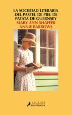 La sociedad literaria y del pastel de piel de patata Guernsey (ebook)