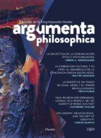 Argumenta Philosophica 2017 - Vol. 1 (ebook)
