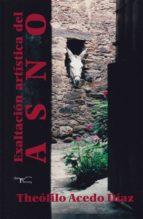 Exaltación artística del asno (ebook)