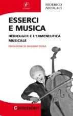 Esserci e musica (ebook)