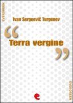 Terra Vergine (Новь) (ebook)
