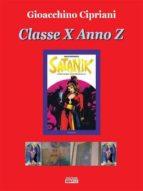 Classe X Anno Z (ebook)