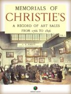 Memorials of CHRISTIE'S (ebook)