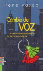 Cambio de voz (ebook)