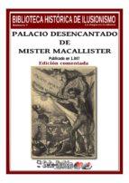 PALACIO DESENCANTADO DE MISTER MACALLISTER (ebook)