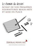 ACHAT DES PREMIÈRES FOURNITURES BEAUX-ARTS ET MISE EN PLACE