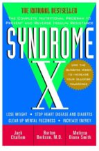 Syndrome X (ebook)