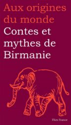 Contes et mythes de Birmanie (ebook)