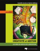 Créativité et gestion (ebook)