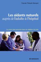 Les aidants naturels auprès de l'adulte à l'hôpital (ebook)