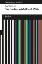 Das Buch von Maß und Mitte (ebook)