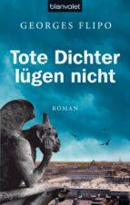 Tote Dichter lügen nicht (ebook)