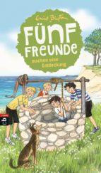 Fünf Freunde machen eine Entdeckung (ebook)