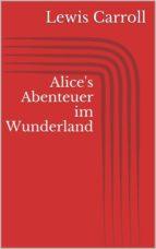 Alice's Abenteuer im Wunderland (ebook)