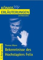 Die Bekenntnisse des Hochstaplers Felix Krull von Thomas Mann. (ebook)