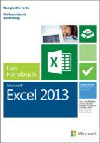 Microsoft Excel 2013 - Das Handbuch (ebook)