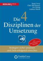 Die 4 Disziplinen der Umsetzung (ebook)