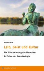 Leib, Geist und Kultur (ebook)