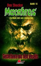 DAN SHOCKER'S MACABROS 16
