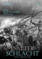 Die Psalterschlacht (ebook)