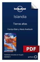 ISLANDIA 4 TIERRAS ALTAS