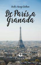 De París a Granada (ebook)