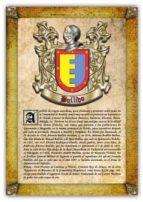 Apellido Bullido / Origen, Historia y Heráldica de los linajes y apellidos españoles e hispanoamericanos