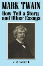 How Tell a Story and Other Essays (ebook)
