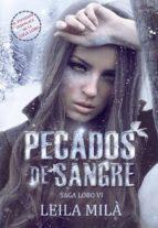 PECADOS DE SANGRE (ebook)