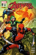 Uncanny Avengers 1 - Wiedergeburt (ebook)