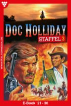 Doc Holliday Staffel 3 – Western (ebook)