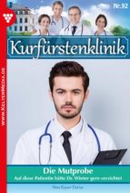 Kurfürstenklinik 92 – Arztroman (ebook)