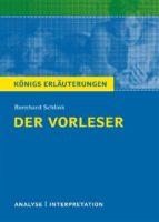 Der Vorleser. Königs Erläuterungen. (ebook)
