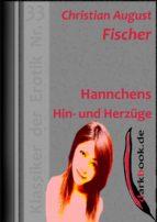 Hannchens Hin- und Herzüge (ebook)