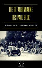Die Gefangennahme des Paul Beck (ebook)
