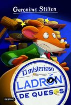 El misterioso ladrón de quesos