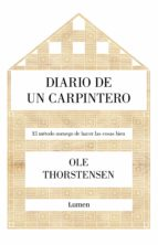 Diario de un carpintero (eBook)