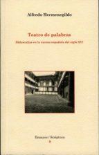 TEATRO DE PALABRAS.
