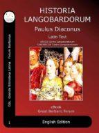 Historia Langobardorum (ebook)