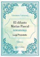 El difunto Matias Pascal (ebook)