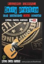 Daily Practice For Electric lead guitar (ebook)