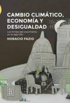 Cambio climático, economía y desigualdad (ebook)