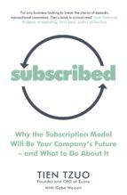 Subscribed (ebook)