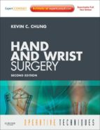 OPERATIVE TECHNIQUES: HAND AND WRIST SURGERY E-BOOK