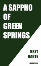 A Sappho of Green Springs (ebook)