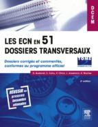 Les ECN en 51 dossiers transversaux - Tome 2, Dossiers 52 à 102 (ebook)