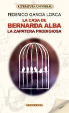 La casa de Bernarda Alba / La zapatera prodigiosa (ebook)