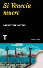 Si Venecia muere (eBook)