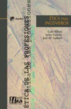 Ética para ingenieros (ebook)